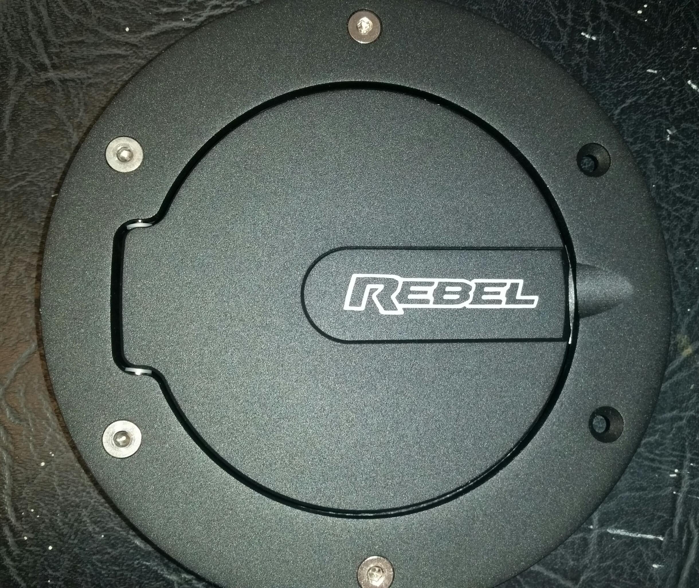 20160321_161807-1.jpg & Ram Rebel billet fuel door ;) | Ram Rebel Forum
