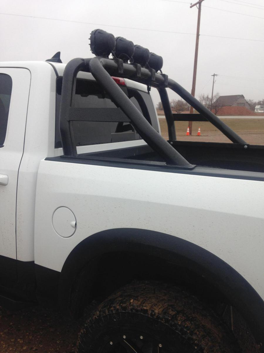 roll bar link | Ram Rebel Forum