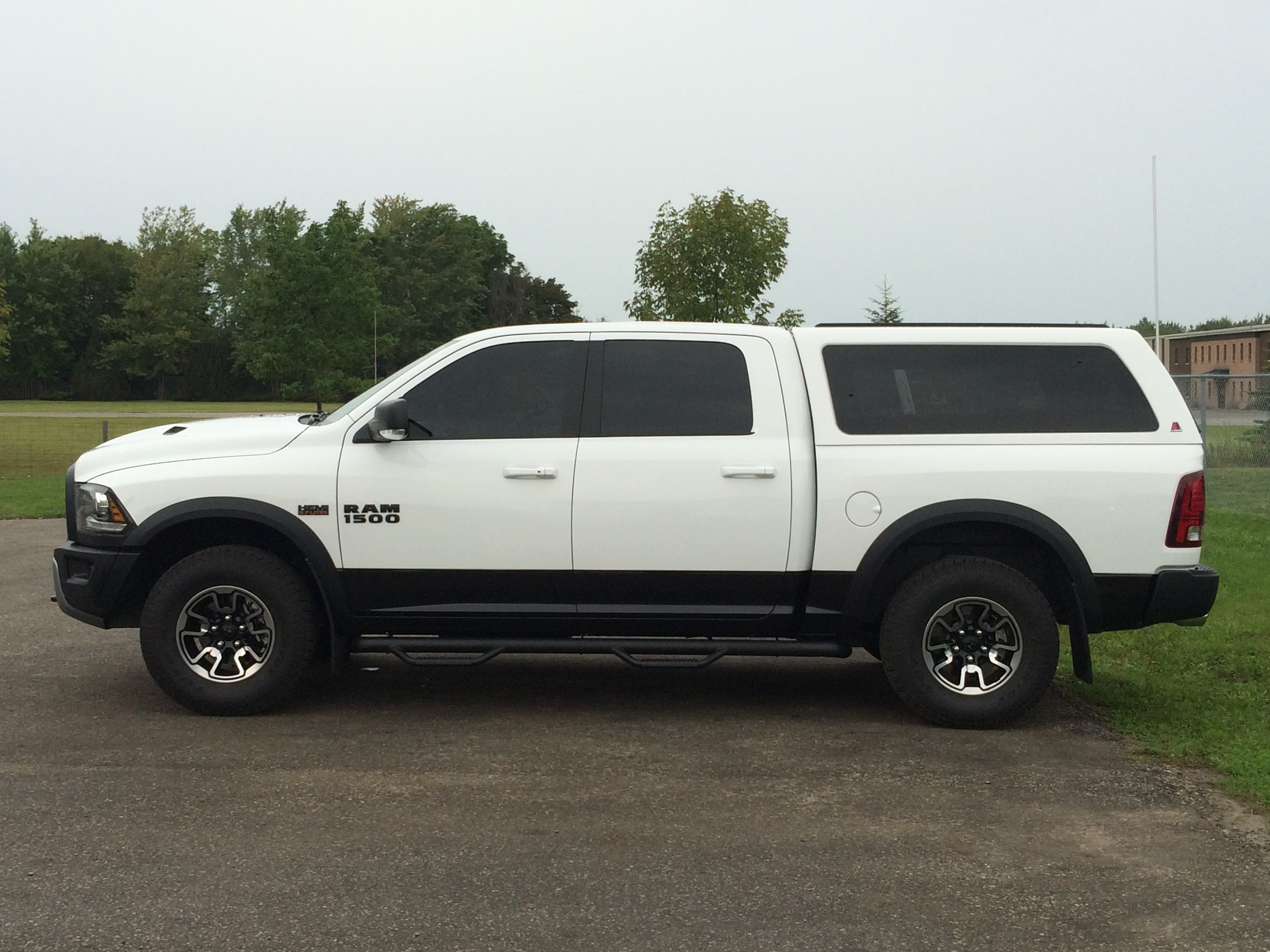 Dodge Ram 3500 Camper >> Camper shell for the Rebel? | Ram Rebel Forum