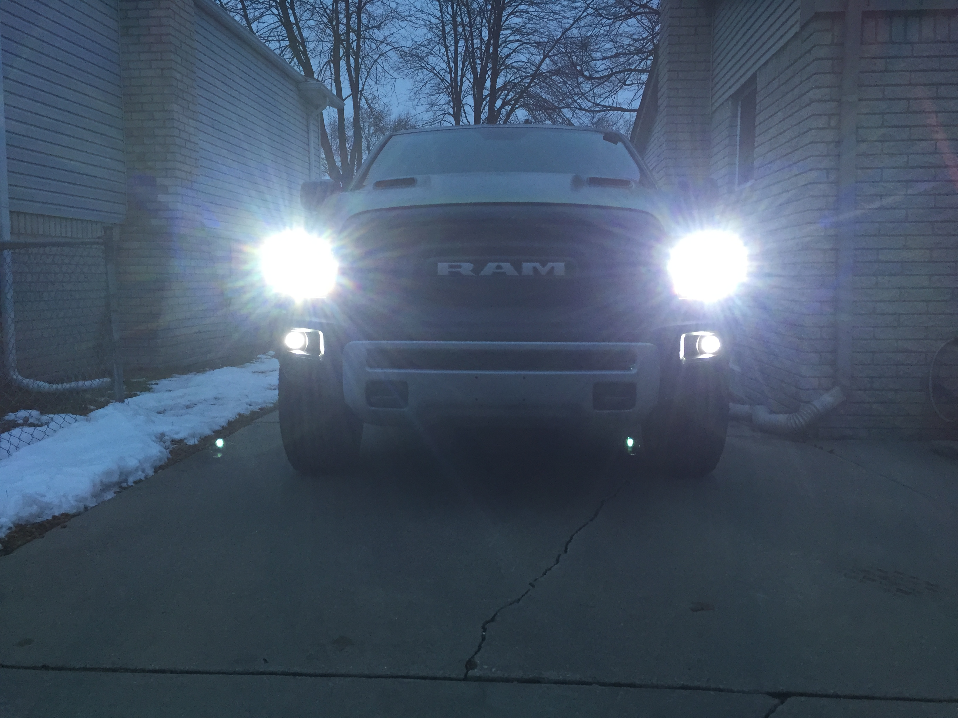 Opt7 led & LEDs or HIDs? | Page 3 | Ram Rebel Forum