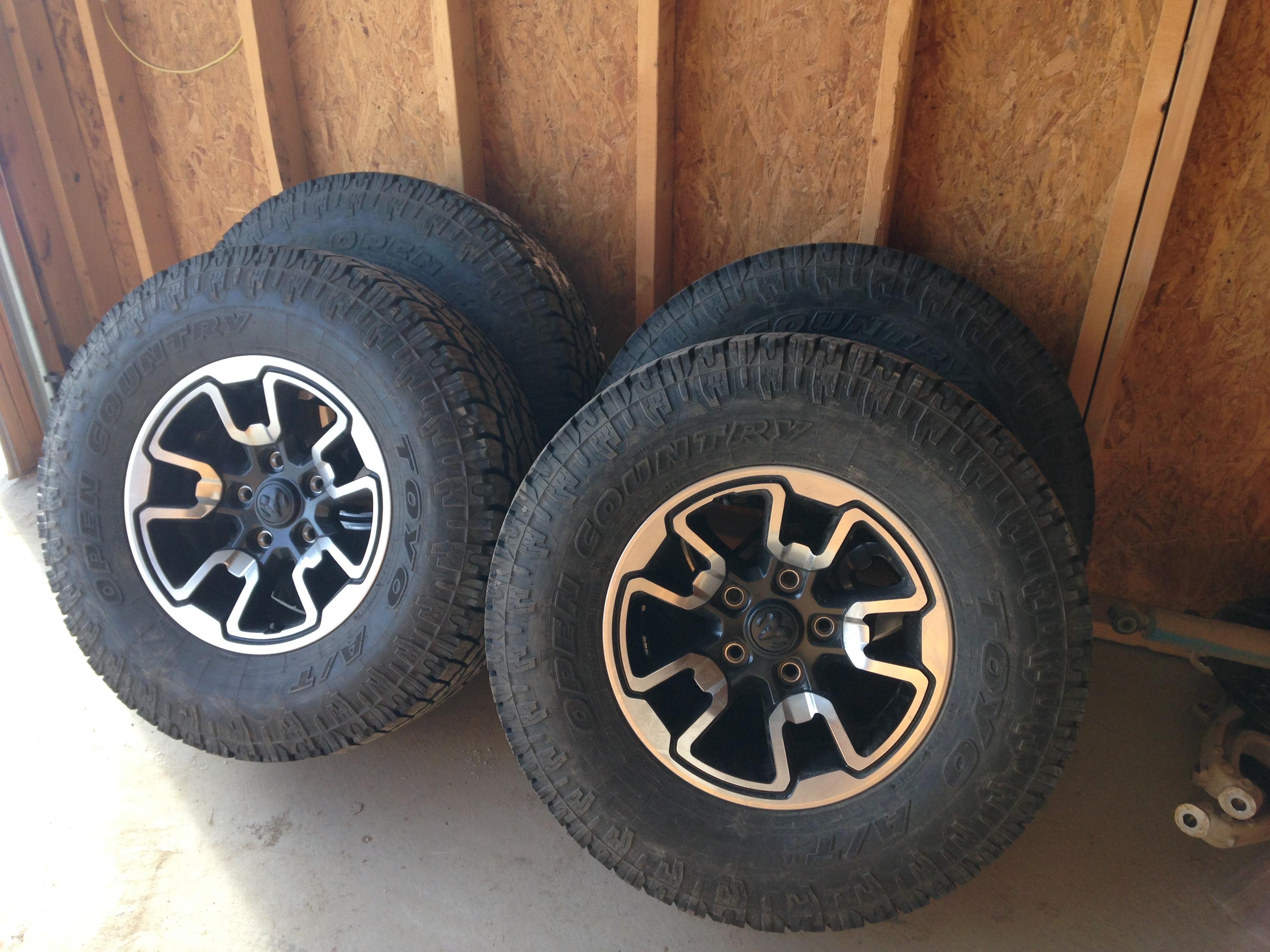 Ram Rebel Wheels Easypainting Co