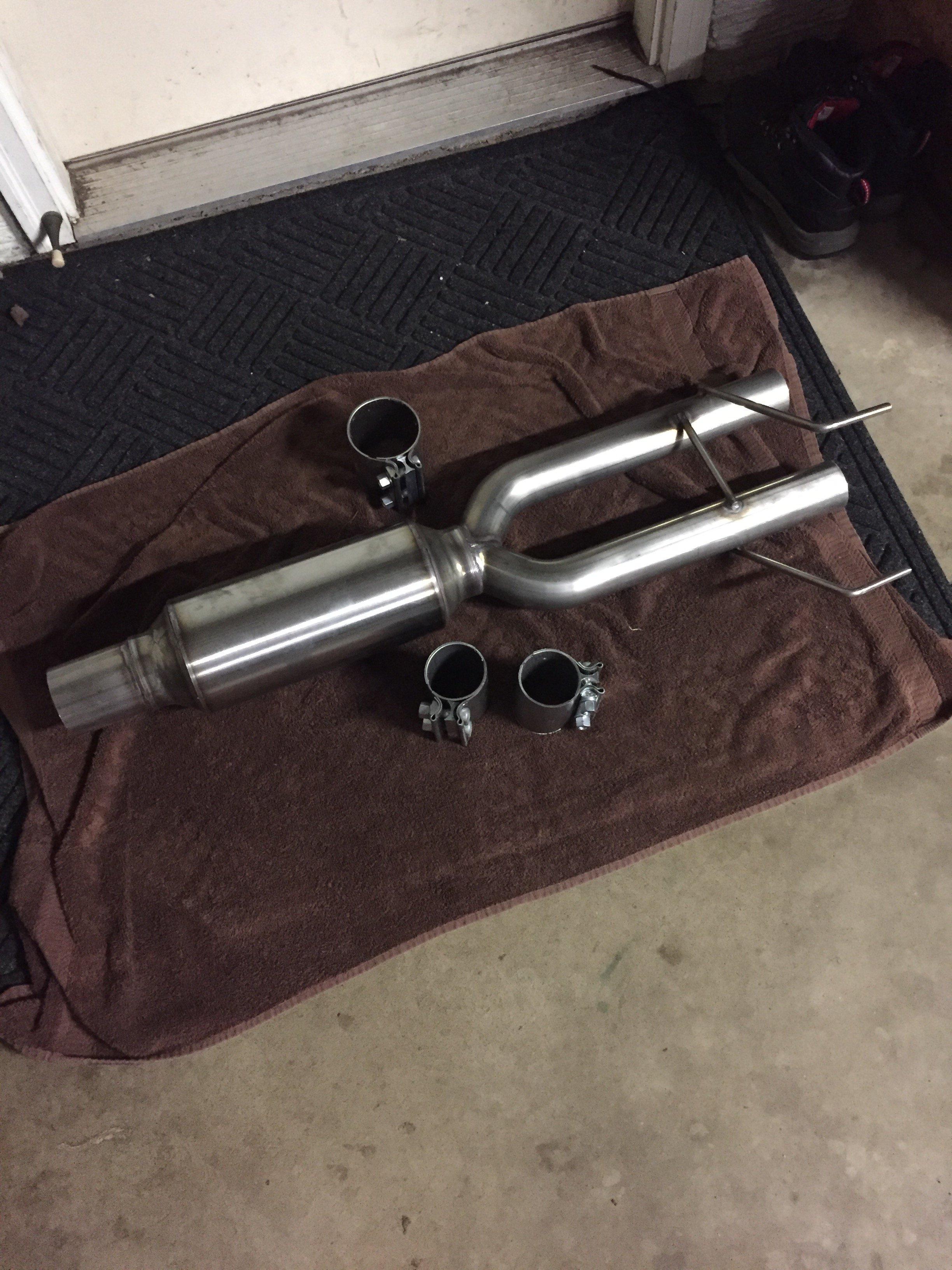 For Sale Carven Performance Muffler Kit Ram Rebel Forum