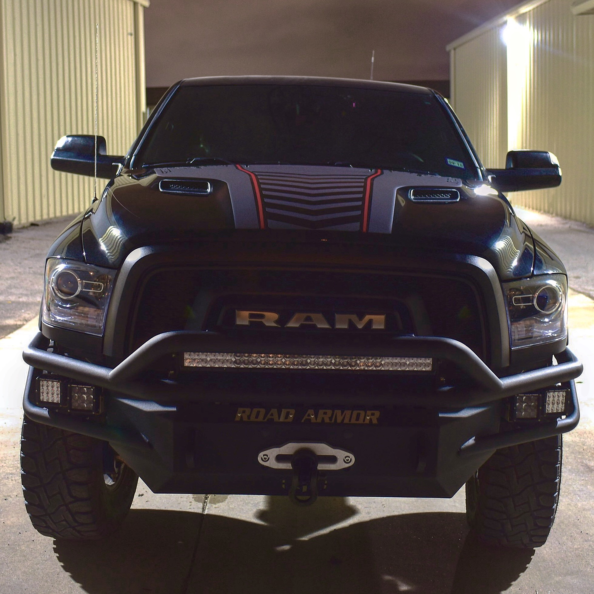 Rebel Graphics Are On Ram Rebel Forum