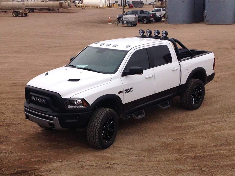 Ram 1500 Running Boards >> The Bright White Ram Rebel Picture Thread | Page 11 | Ram Rebel Forum